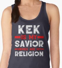 MEMES ARE MY RELIGION Women's Tank Top