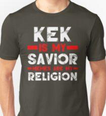MEMES ARE MY RELIGION Unisex T-Shirt