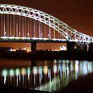 Runcorn Widnes Bridge by sootycat669