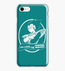 God Save The Prince iPhone Case/Skin