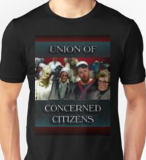 League of Concerned Citizens T-Shirt