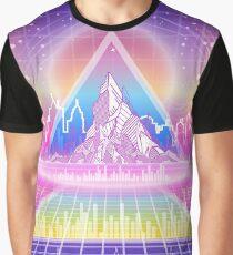 Futuristic city Graphic T-Shirt