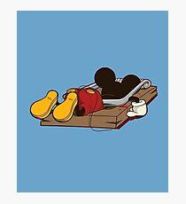 Mouse Trap Photographic Print