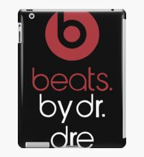 beats by dr dre iPad Case/Skin