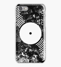 Distressed Faded Vinyl iPhone Case/Skin