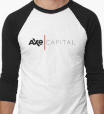 Axe Capital Men's Baseball ¾ T-Shirt