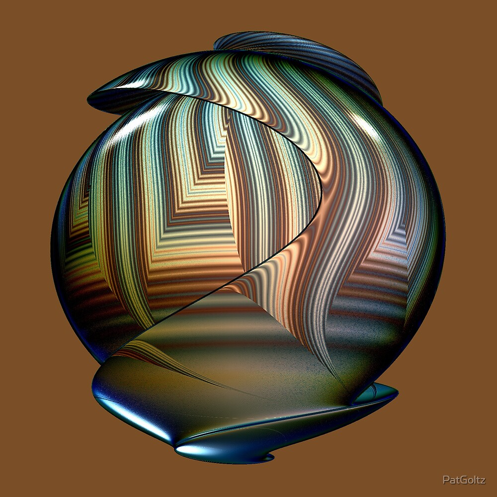 Fractal Vase by PatGoltz