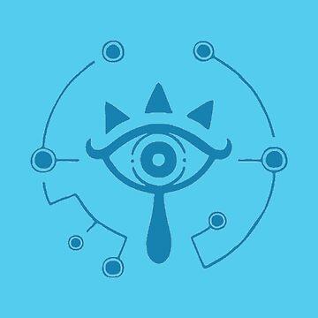 sheikah eye by Sheikforever