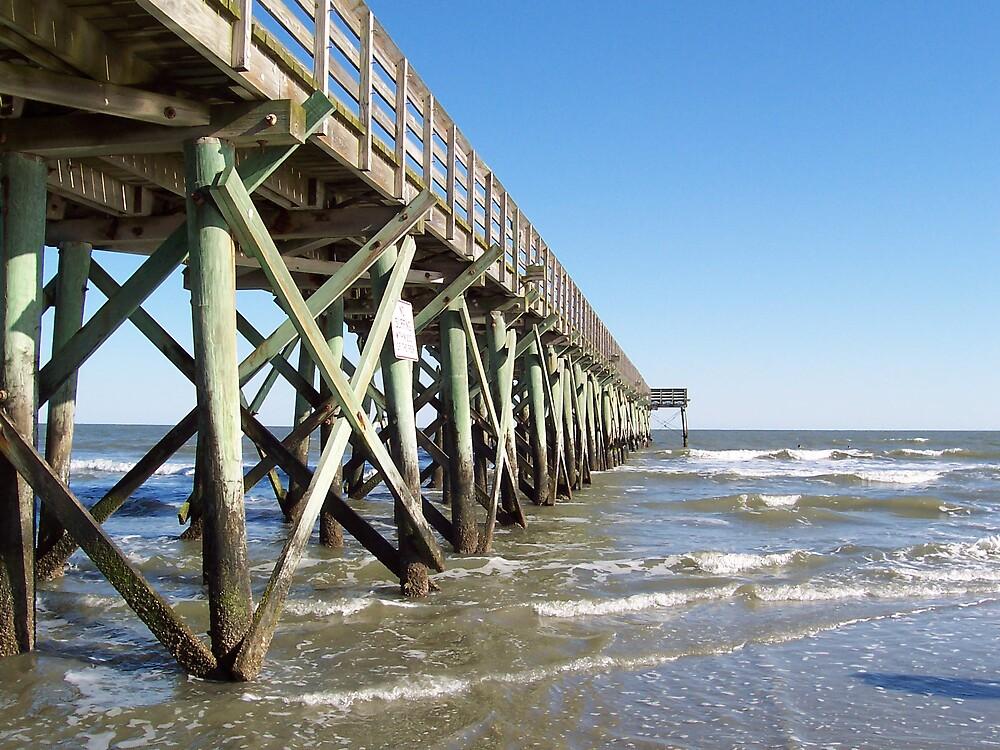 Pier by CynthiaRenee