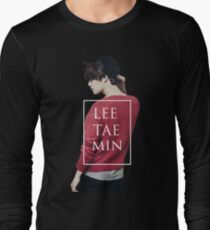 Lee Taemin Long Sleeve T-Shirt