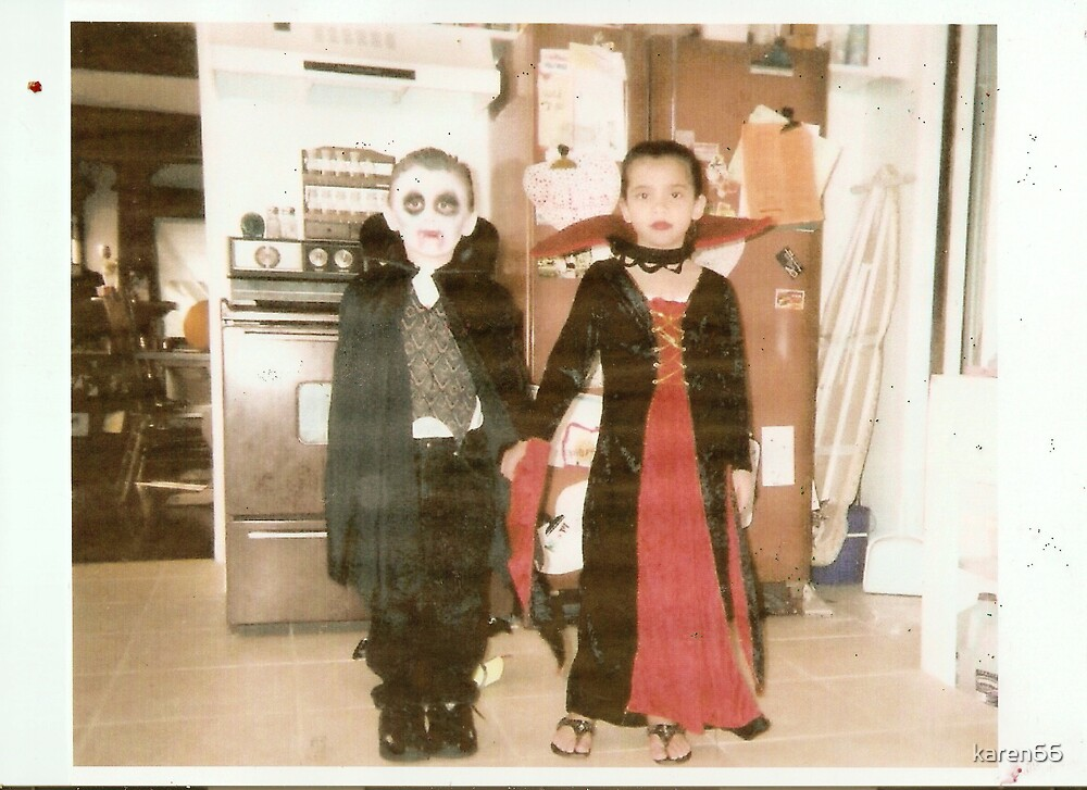 Julian and Jasmine Vampires 2006 by karen66