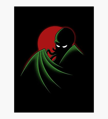 Cthulhu - The Animated Series Photographic Print