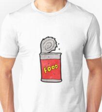 cartoon canned food T-Shirt