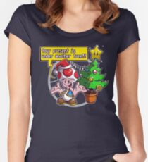 Under Another Tree Women's Fitted Scoop T-Shirt