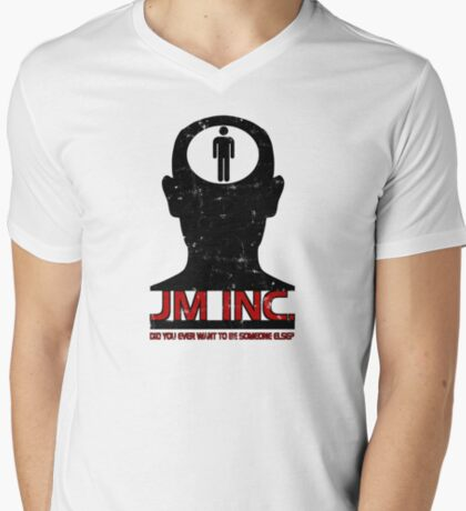 JM Inc. from Being John Malkovich T-Shirt