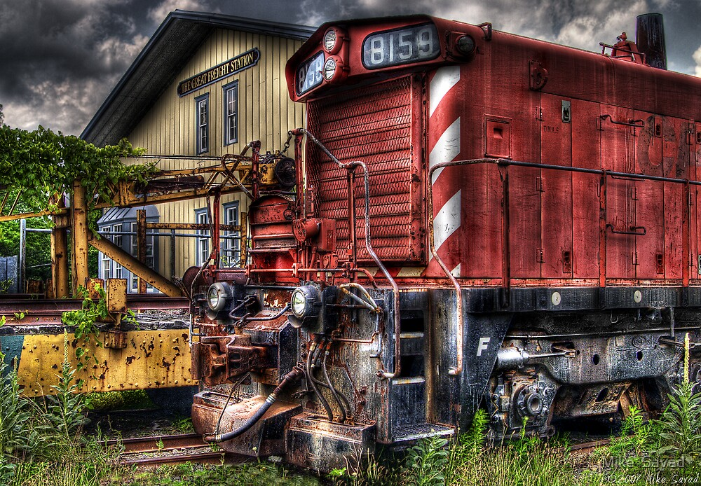 The 8159 by Mike  Savad