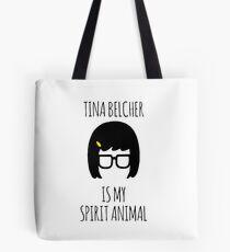 Tina Belcher Spirit Animal Tote Bag