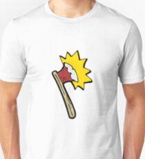 cartoon axe Unisex T-Shirt