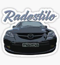 Mazda 3 MPS Sticker