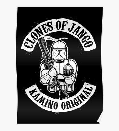 Clones of Jango Poster