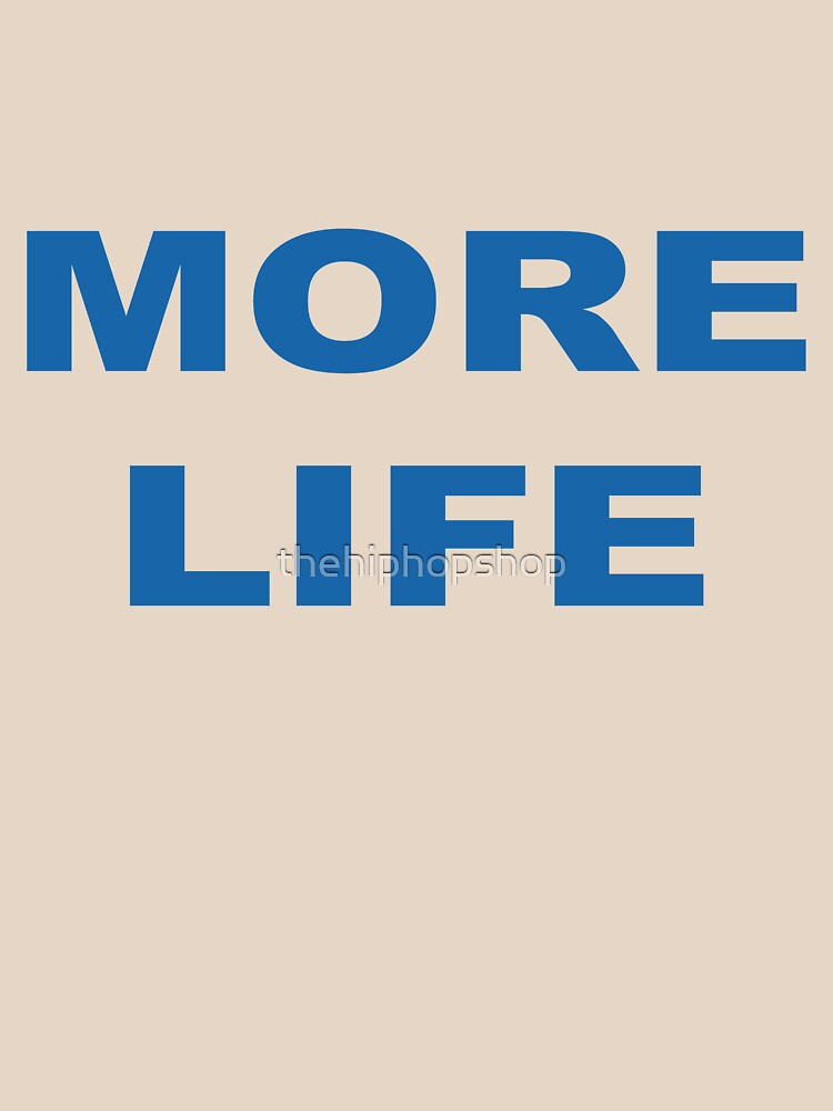 More Life V2 by thehiphopshop