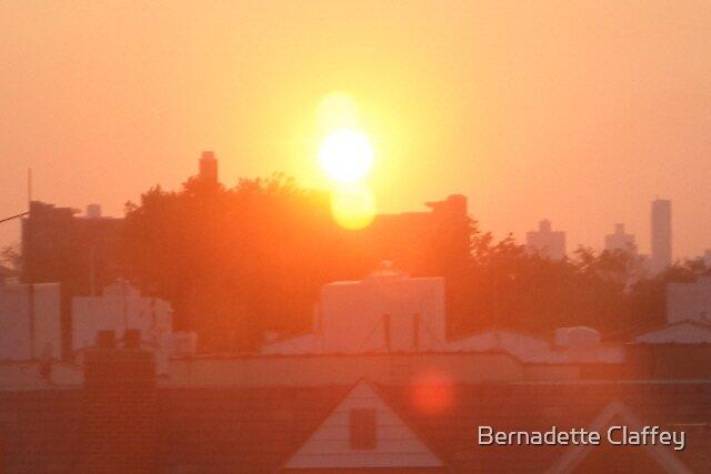 Another Sunset by Bernadette Claffey