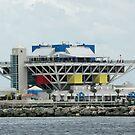 St Petersburg Pier by Sam Hanie