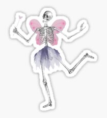 Death Fairy (sticker) Sticker