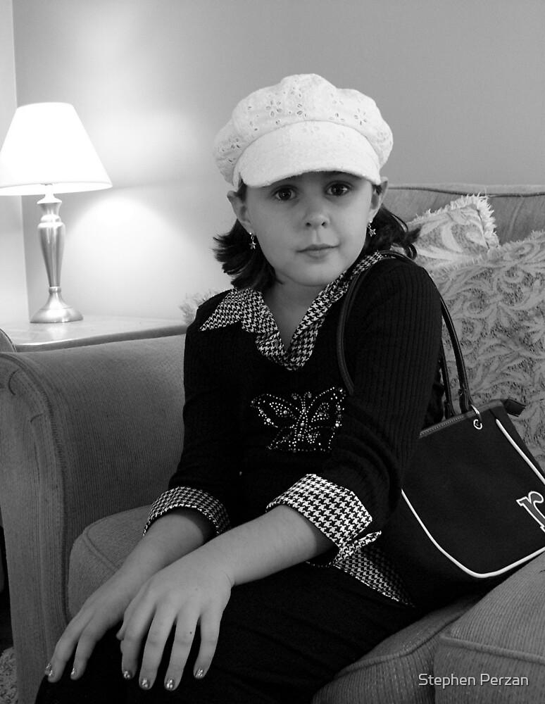 Hat and Handbag by Stephen Perzan
