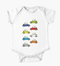 SNOOPY CARS Kids Clothes