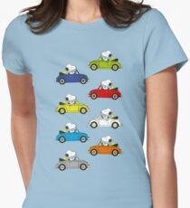 SNOOPY CARS T-Shirt