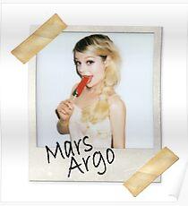 Mars Argo #1 Poster