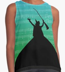 Wicked The Musical Defying Gravity Score Contrast Tank