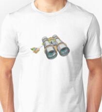 binoculars Unisex T-Shirt