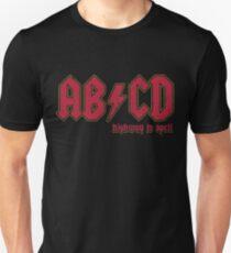 AB/CD Unisex T-Shirt