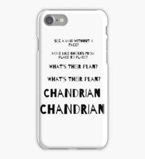 Chandrian, Chandrian iPhone Case/Skin