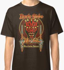 Dark Side Tattoo Parlour Classic T-Shirt