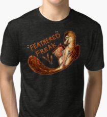 Feathered Freak Tri-blend T-Shirt