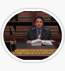 Bob Loblaw Sticker