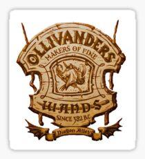 Ollivanders Sticker