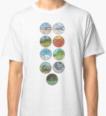 Star Wars Planets Classic T-Shirt