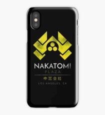 Nakatomi Plaza iPhone Case