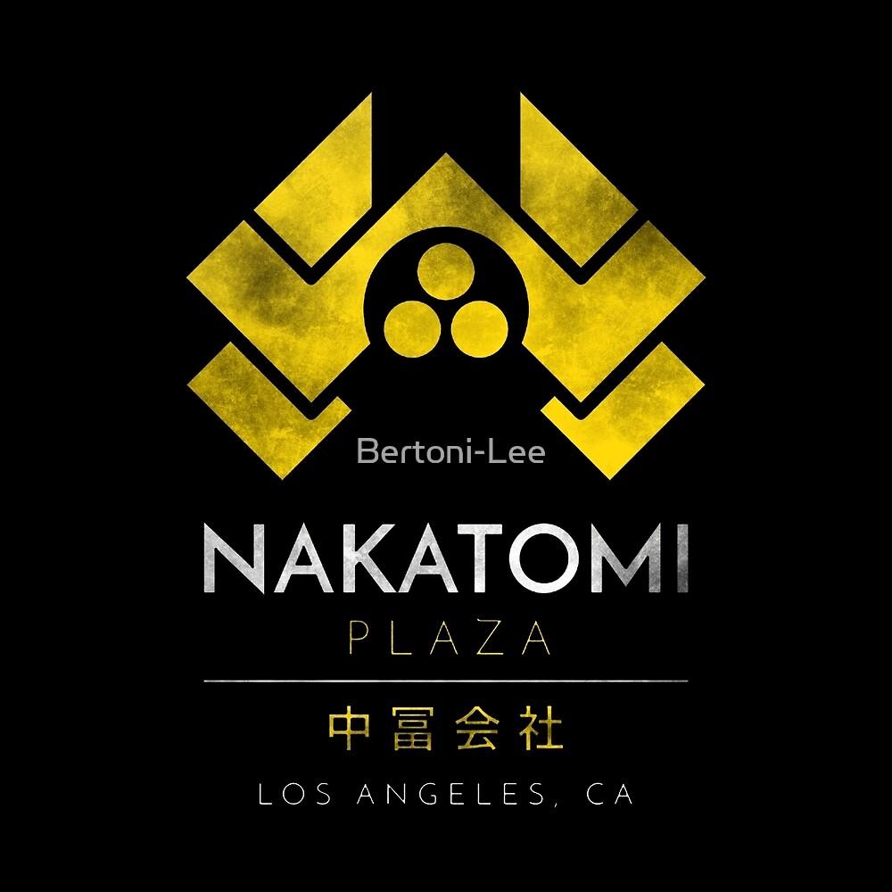 Nakatomi Plaza by Bertoni-Lee