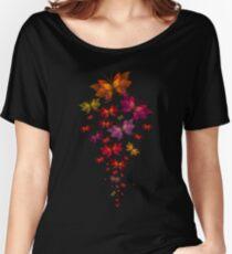 Digital Butterflies Women's Relaxed Fit T-Shirt