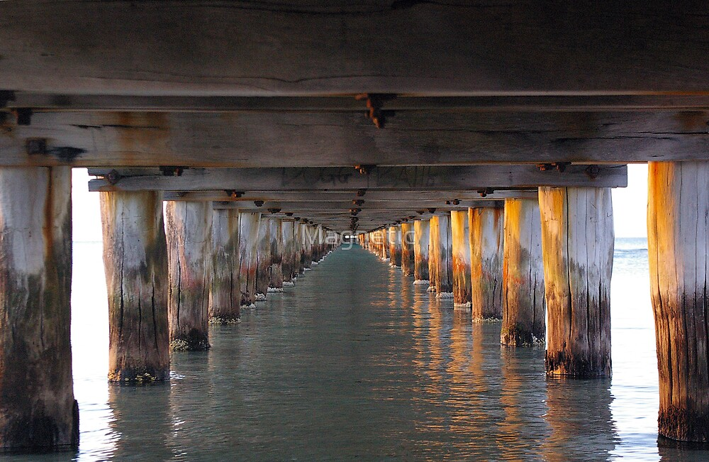Under the boardwalk by Magnetic
