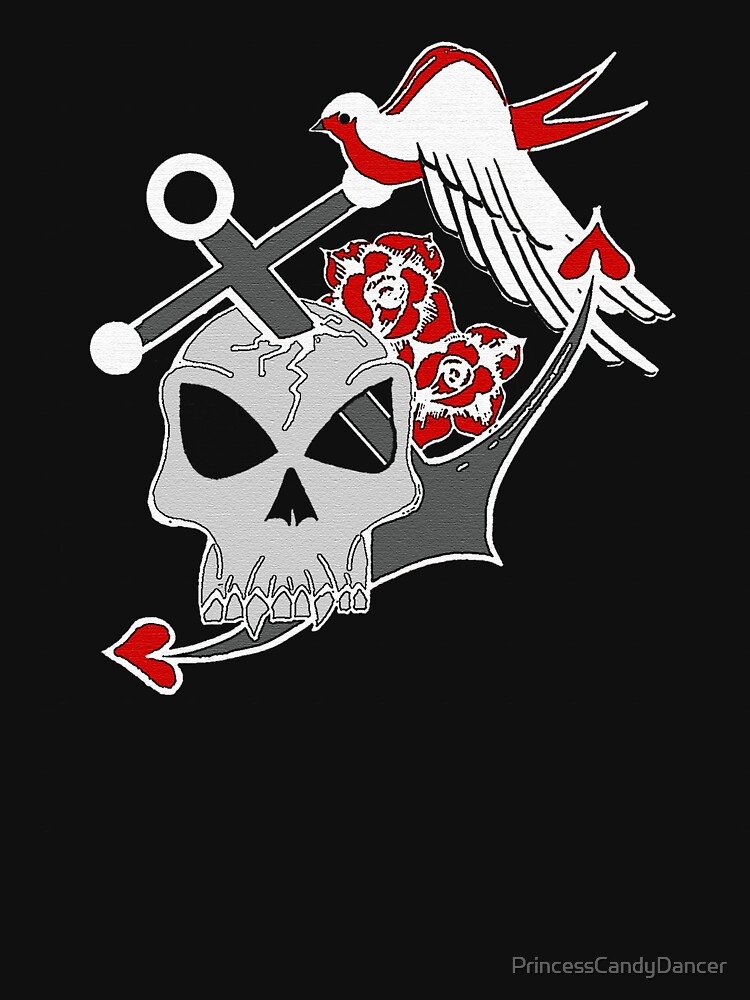 anchor by PrincessCandyDancer
