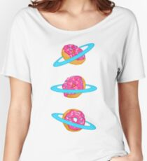 Sugar rings of Saturn Women's Relaxed Fit T-Shirt