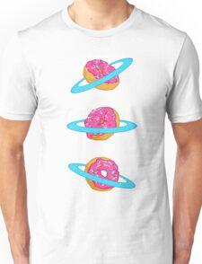 Sugar rings of Saturn Unisex T-Shirt