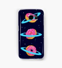 Sugar rings of Saturn Samsung Galaxy Case/Skin