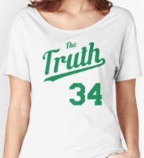 The Truth retro Script 2 Women's Relaxed Fit T-Shirt